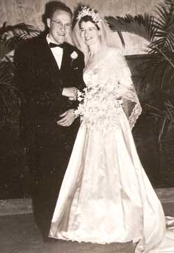 Wedding Stanley Stiver and Mary Jane Anderson
